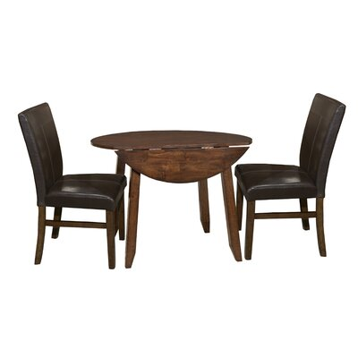 Imagio Home by Intercon Kona 3 Piece Dining Set