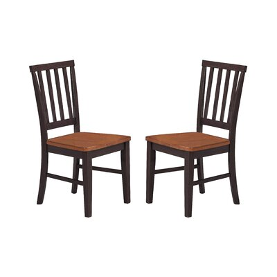 Imagio Home by Intercon Arlington Slat Back Chair (Set of 2)