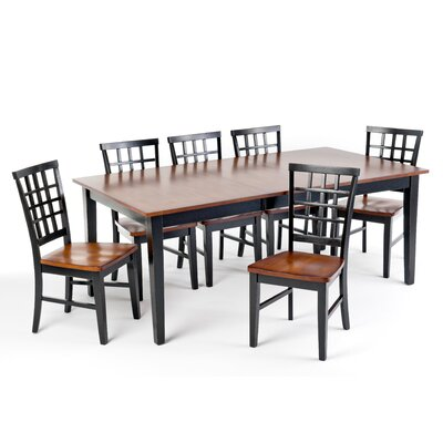 Imagio Home by Intercon Arlington 7 Piece Dining Set
