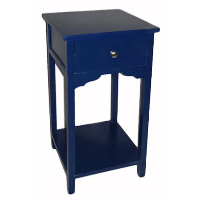 Cheungs 1 Drawer End Table