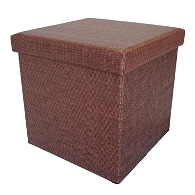 Proman Products Colonial Storage Ottoman