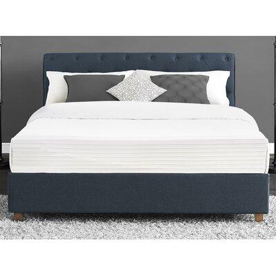 DHP Carmela Upholstered Platform Bed