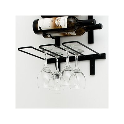 VintageView Wall Mounted Wine Glass Rack