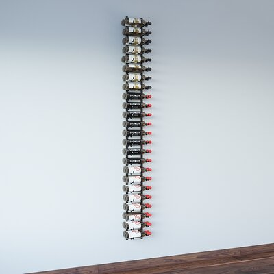VintageView Wall Series 48 Bottle Wall Mounted W..