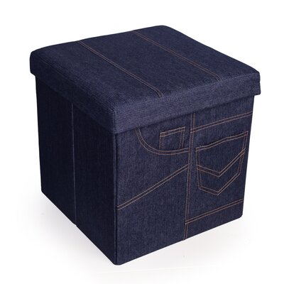 Viv + Rae Alice Folding Storage Ottoman