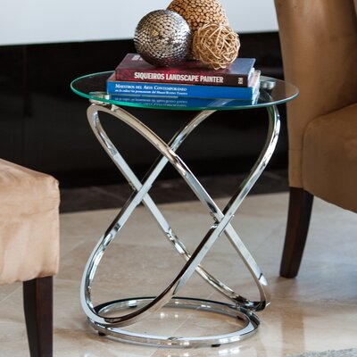 Wade Logan Saunders End Table