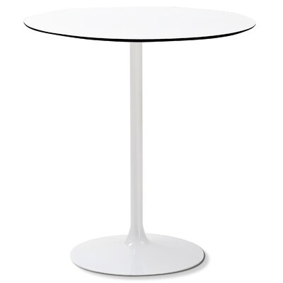 Domitalia crown kichen dining table reviews wayfair for Domitalia stone t dining table