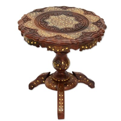 Novica Ivy Star End Table
