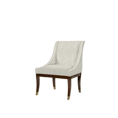 Belle Meade Signature Modern Glamour Gwinnett Arm Chair