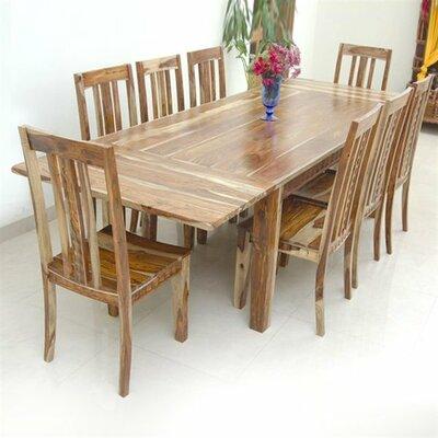 Aishni Home Furnishings Sahara Extendable Dining Table