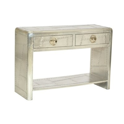 Aishni Home Furnishings Jet Console Table