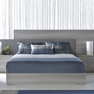 Star International Vivente Panel Bed