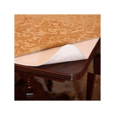 Violet Linen Heavy Duty Cushioned Table Pad