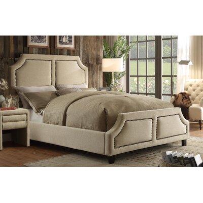 DG Casa Madison Upholstered Platform Bed