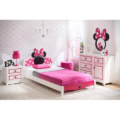 Image Result For Delta Children Disney Minnie Mouse Panel Piece Bedroom