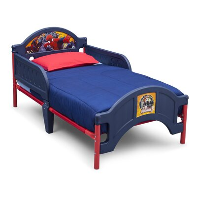 Delta Children Spider-Man Convertible Toddler Bed