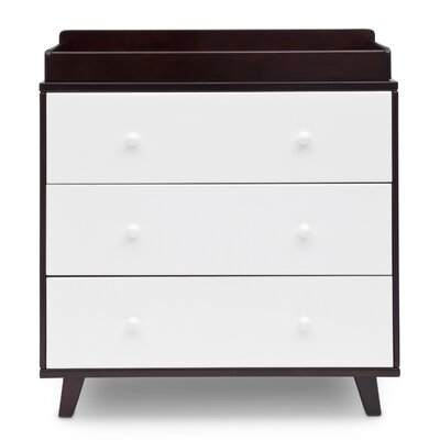 Delta Children Ava 3 Drawer Dresser