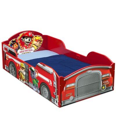 Delta Children Nick Jr. PAW Patrol Toddler Bed