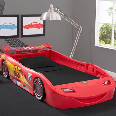 Delta Children Disney Pixar Cars Twin Bed with Lights