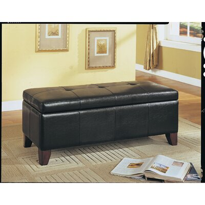 ACME Furniture Teton Upholstered Storage ..