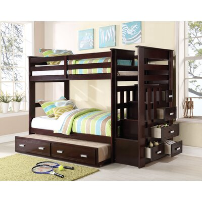 ACME Furniture Allentown Twin Bunk Bed
