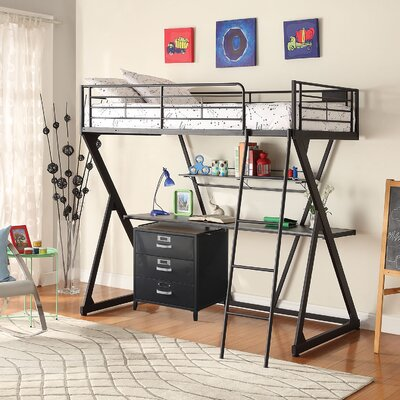ACME Furniture Zazie Loft Bed