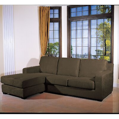 ACME Furniture Reversible Chaise Sectional