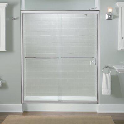 Kohler fluence x sliding shower door for 70 inch sliding glass door