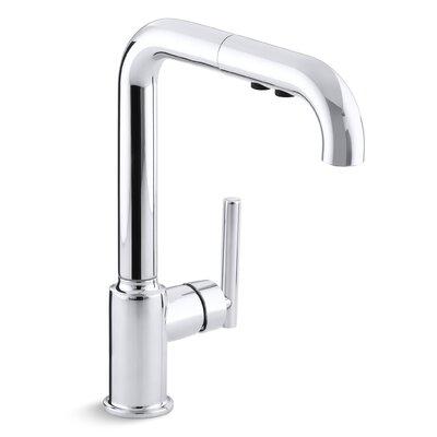 Kohler Purist Single Hole Kitchen Sink Faucet with 8