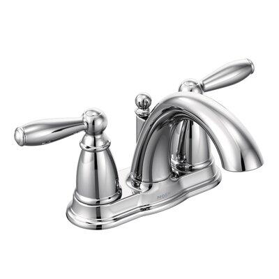 Moen Brantford Two Handle Centerset Bathroom Faucet U0026 Reviews | Wayfair