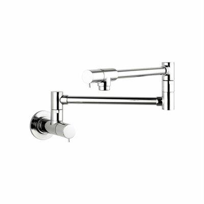 hansgrohe talis s two handle wall mounted pot filler faucet u0026 reviews wayfair