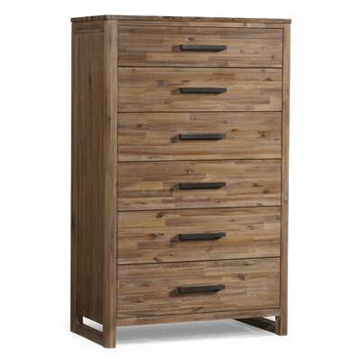 Cresent Furniture Waverly 6 Drawer Chest