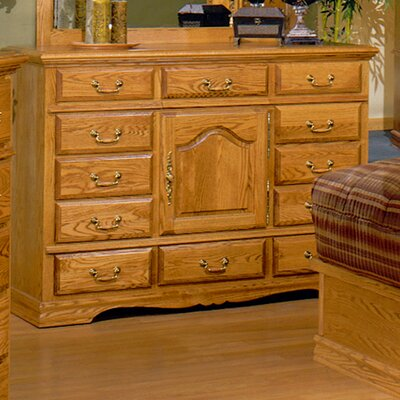 Bebe Furniture Country Heirloom 12 Drawer Combo ..