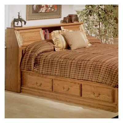 Bebe Furniture Country Heirloom Wood Headboard & Reviews