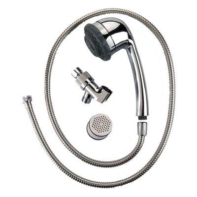 culligan handheld filtered volume control shower head with massage u0026 reviews wayfair