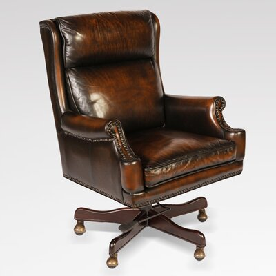 Loon Peak Tammany Executive Chair with Arms