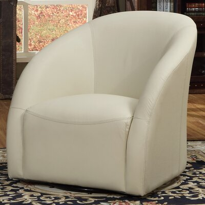 Lazzaro Leather Lounge Chair