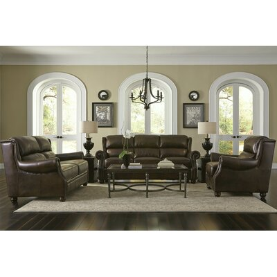 Lazzaro Leather Appalachian Living Room Collection