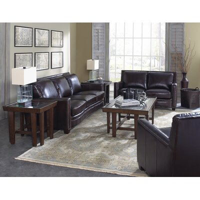 Lazzaro Leather Simplicity Living Room Collection