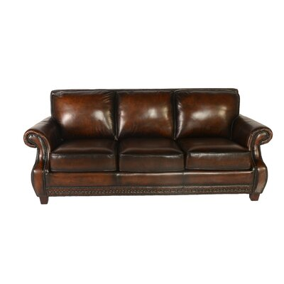 Lazzaro Leather Leather Sofa