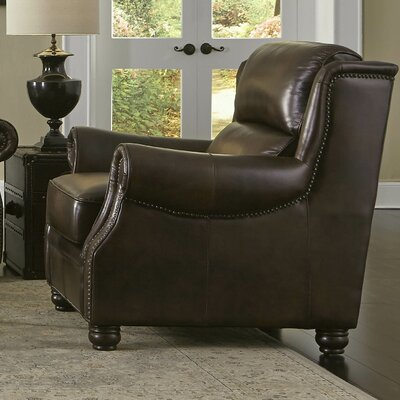 Lazzaro Leather Appalachian Arm Chair