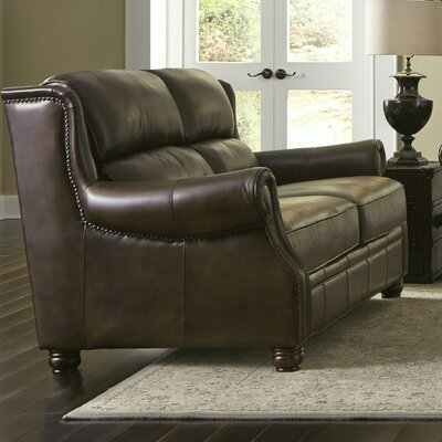 Lazzaro Leather Appalachian Loveseat