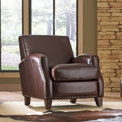 Lazzaro Leather Lawrence Club Chair