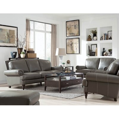 Lazzaro Leather Juliette Leather Living Room Collection