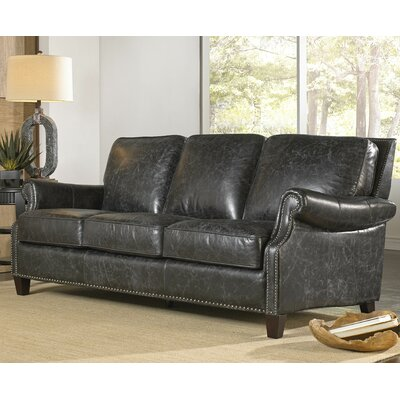 Lazzaro Leather Nathan Leather Sofa