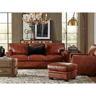 Lazzaro Leather Aberdeen Living Room Collection