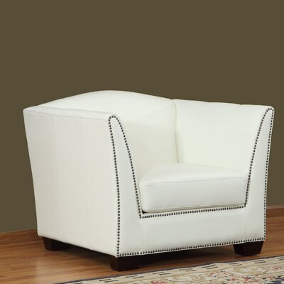 Lazzaro Leather Marilyn Arm Chair