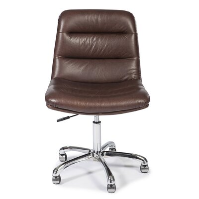 Lazzaro Leather High-Back Executive Leather Chair