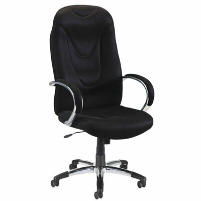 Lorell Airseat Series High-Back Executive..