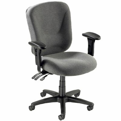 Lorell Lorell Accord Series Mid-Back Task Chair